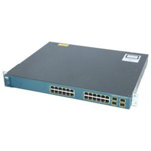 WS-C3560G-24PS-S
